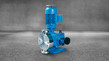 LEWA ecodos mechanical diaphragm pump