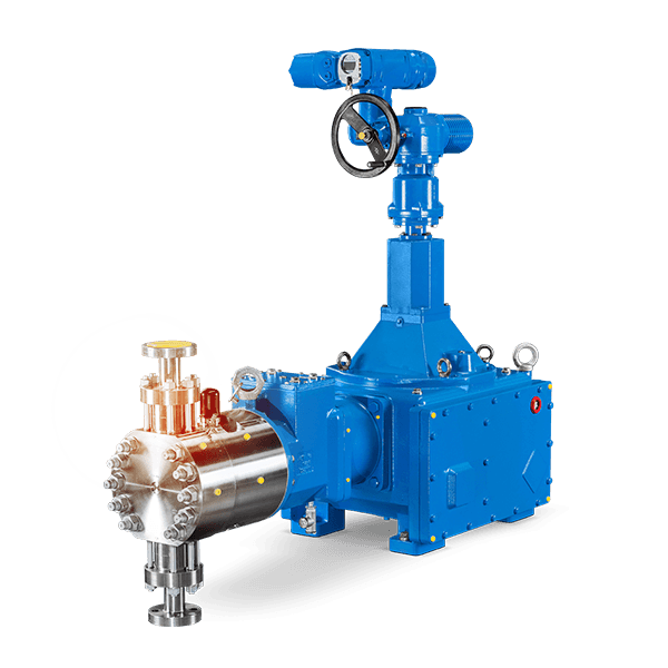 LEWA high pressure pump for process engineering